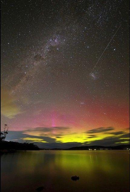 Aurora Australis - Howden