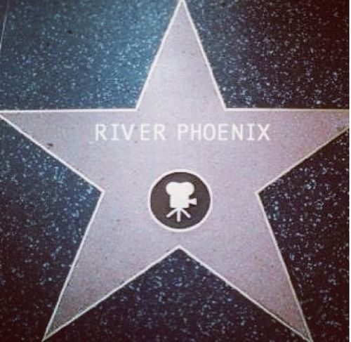 River Phoenix - I didn't get to see this! Must go back.
