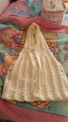 Gracie's cloak