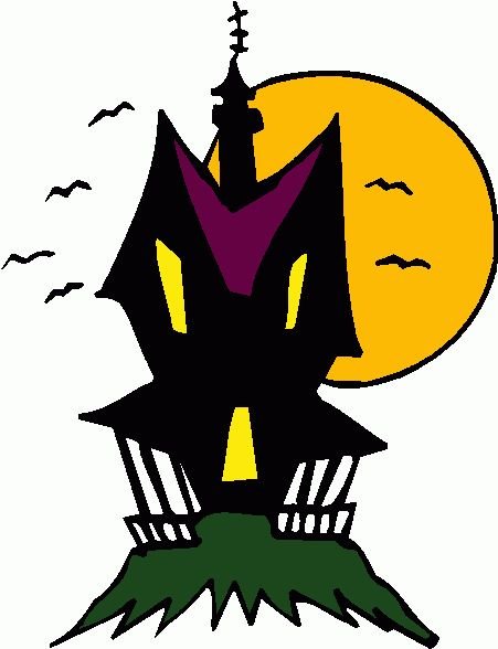 274 best images about Cards - Halloween Houses, Trees ...