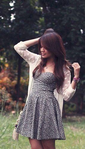 Adorable outfit ♡ www.pinterest.com/WhoLoves/Adorable ♡ #adorable #cute