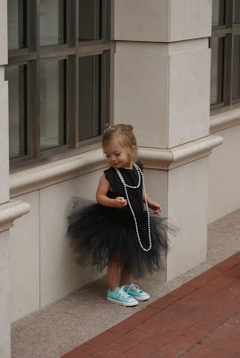 this will be my child someday...blue converses and a tutu.