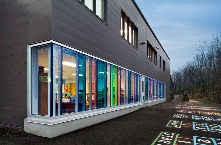 école primaire Joliette – Héloïse Thibodeau Architecte