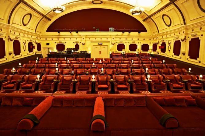 Unique cinemas in London