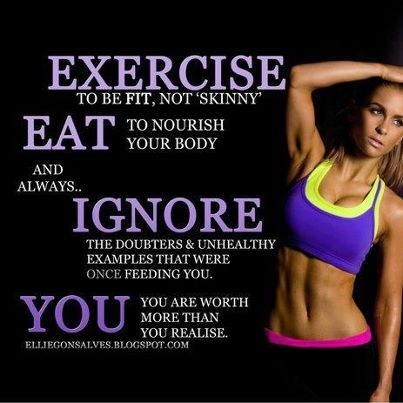 Facts for a healthy body....