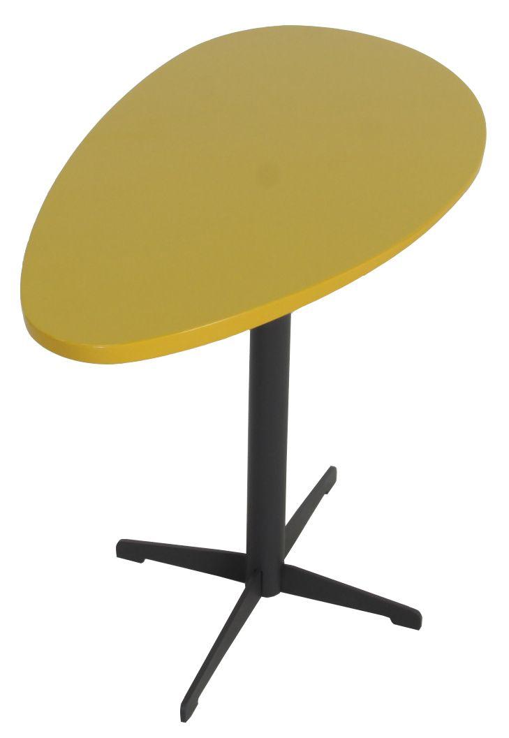 LEAF V OVAL SIDE TABLE BY GAL TEVET. Designer CollectionSide Tables