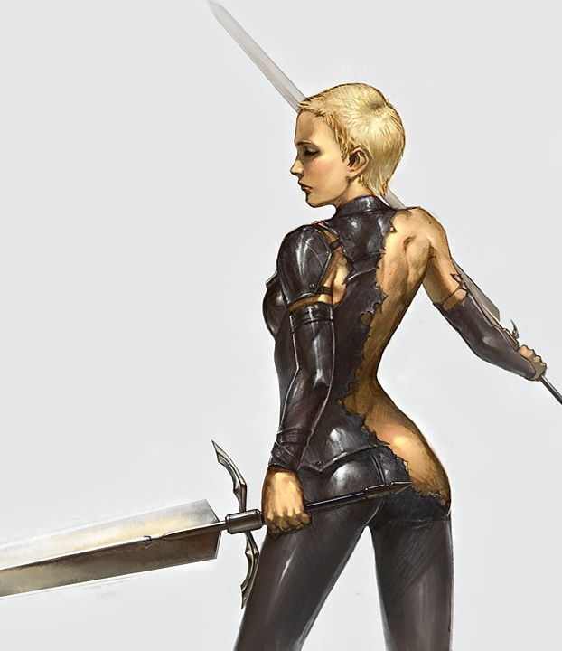 Claymore porn games