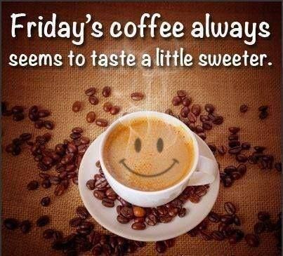 Fridays Coffee