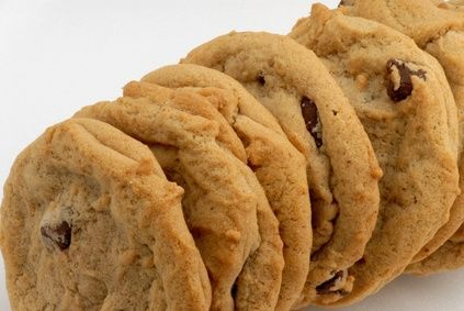 How to keep homemade cookies fresh when shipping them overseas.