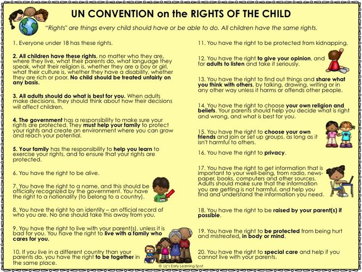 What are the Rights of a Child? #5