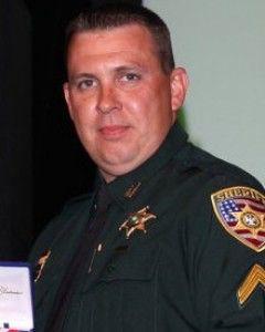 Always remember: Sergeant Shawn T. Anderson, East Baton Rouge Parish Sheriff's Office, Louisiana