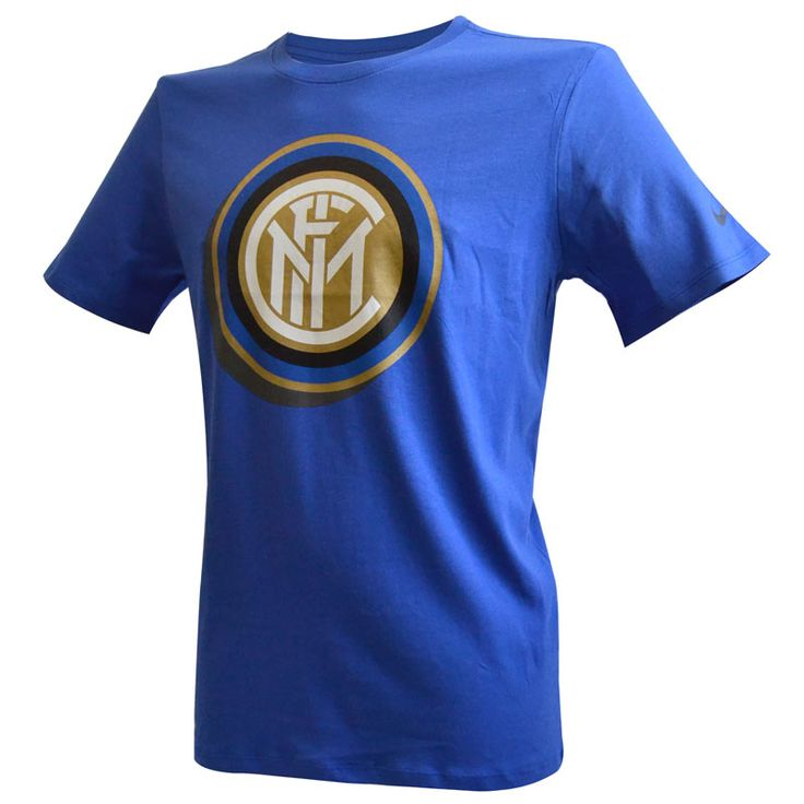 Inter T-Shirt Crest JUNIOR 2015-16