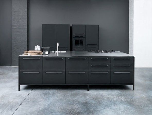 next kitchen... will be this one brand: Vipp