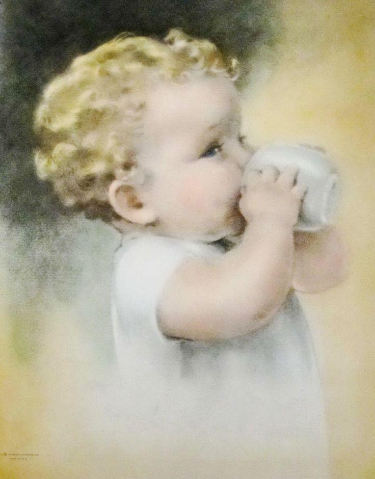 Bessie+Pease+Gutmann+Art | bessie pease gutmann 1876 1960 was an american artist and illustrator ...