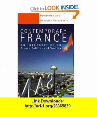 15 best ebooks torrents images on pinterest pdf tutorials and contemporary france introduction to french politics and society hodder arnold publication 9780340741870 david howarth georgios varouxakis isbn 10 fandeluxe Images