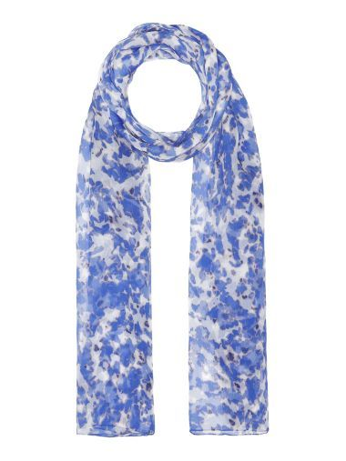 MARCIANO SCARF WITH ALL-OVER PRINT
