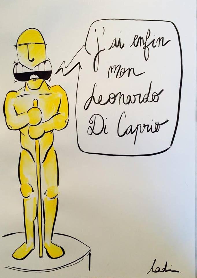 Le Sacre d'Oscar