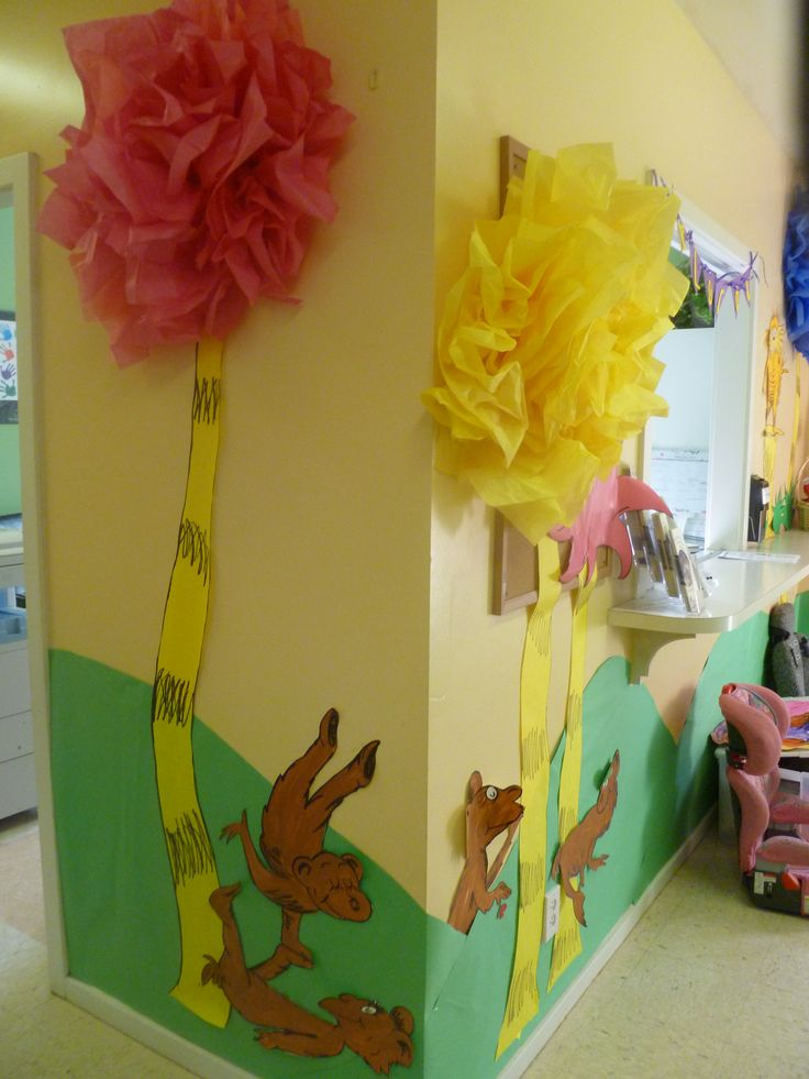 Lorax Classroom Decor ~ Best ideas about the lorax on pinterest dr seuss