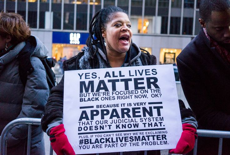 All Lives Matter: Why the Saying is Detrimental to the Movement