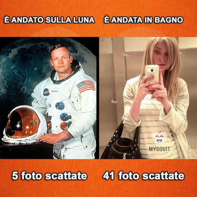 Nulla da dire, siamo nell'era #selfie2014 che ha colpito anche l'#italia.
