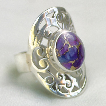 """""""Hema"""" Ring from Cahoia"""