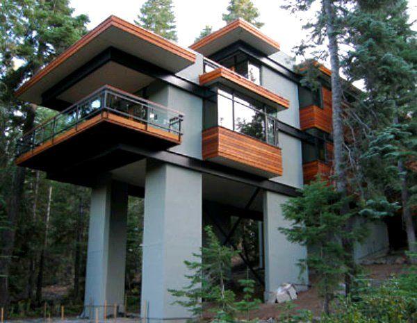 Zilian House Exterior Design Html on