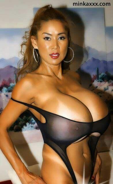 Xxl asian tits