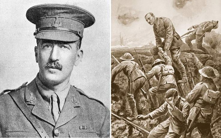 The first day of the Battle of the Somme was the bloodiest in the history of   the British Army – and one which saw several acts of great bravery. By the   end of July 1 1916, ten Victoria Crosses had been won.