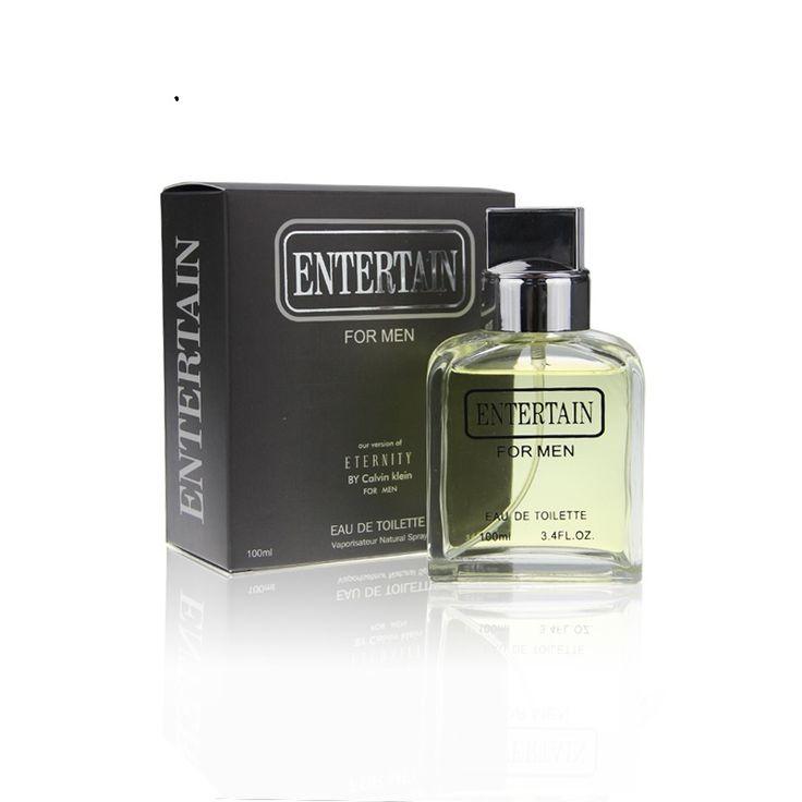 Entertain  Cologne - Diamond Collection's alternative to Eternity by Calvin Klein