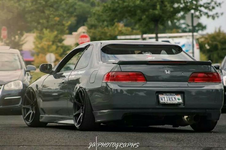 Honda Prelude | Lowered, Slammed, Stance, JDM                                                                                                                                                      More
