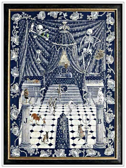 Rite to Ritual, by Danie Mellor