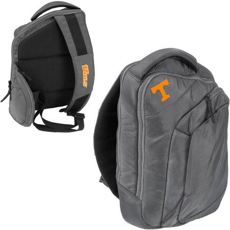 Logo Ncaa Tennessee Game Changer Sling Backpack, Gray