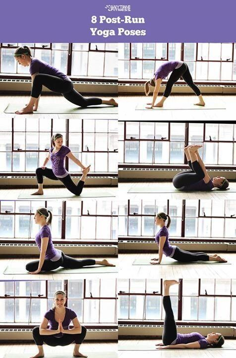 post run yoga stretches: Fit Workout, Yoga Stretch, Yogaposes, Yoga Poses, Posts Running Stretch, Yoga Running, Posts Running Yoga, Yoga Workout, Yoga Sequences