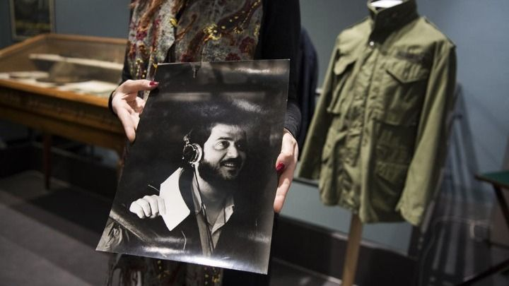 Δεκάδες αναμνηστικά  αντικείμενα που σχετίζονται με τον Στάνλεϊ Κιούμπρικ δημοπρατήθηκαν στα  τέλη του προηγούμενου μήνα. Τη δημοπρασία ...