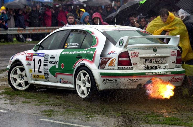 Skoda Octavia WRC | All Racing Cars