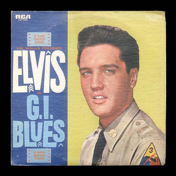 Elvis Presley  G I Blues Movie Soundtrack by BrothertownMusic