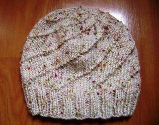 Blog Claudia Tenório: Aprenda a fazer um lindo gorro de tricô