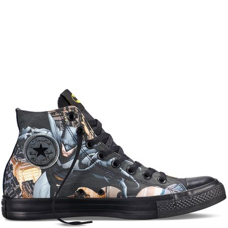 Converse - Chuck Taylor DC Comics Batman - Black - Hi Top
