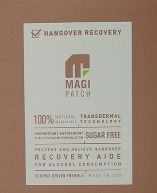 Free Magipatch Hangover Patch Sample
