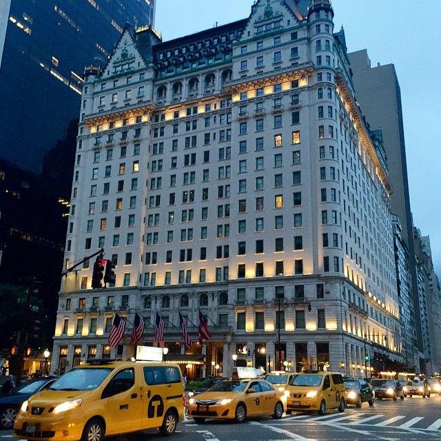the plaza hotel new york i heart new york pinterest the o 39 jays new york city and new york. Black Bedroom Furniture Sets. Home Design Ideas
