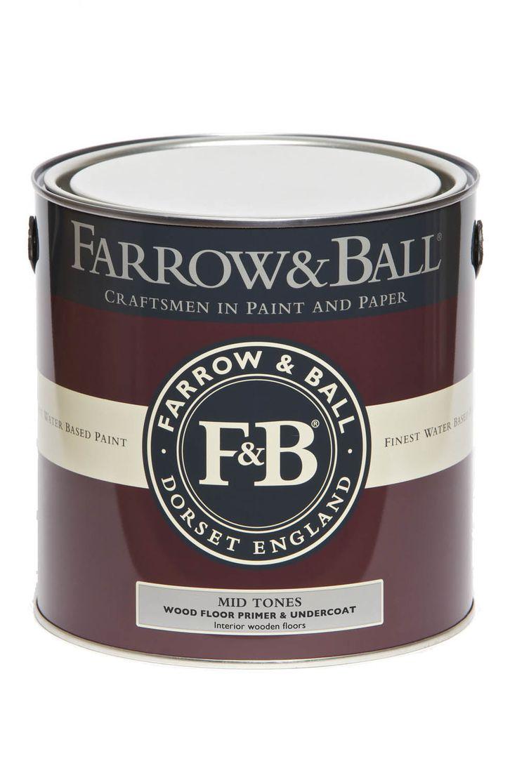 Wood Floor Primer & Undercoat - Primers & Undercoats - Farrow & Ball