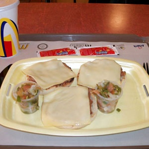 McDonalds Menu Around the World - International McDonalds Food - Delish.com