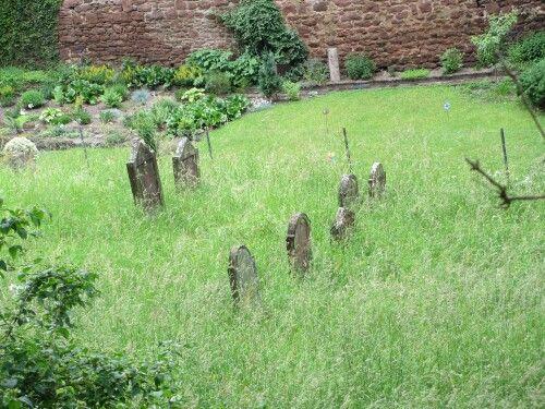 Jewish cemetery Miltenberg