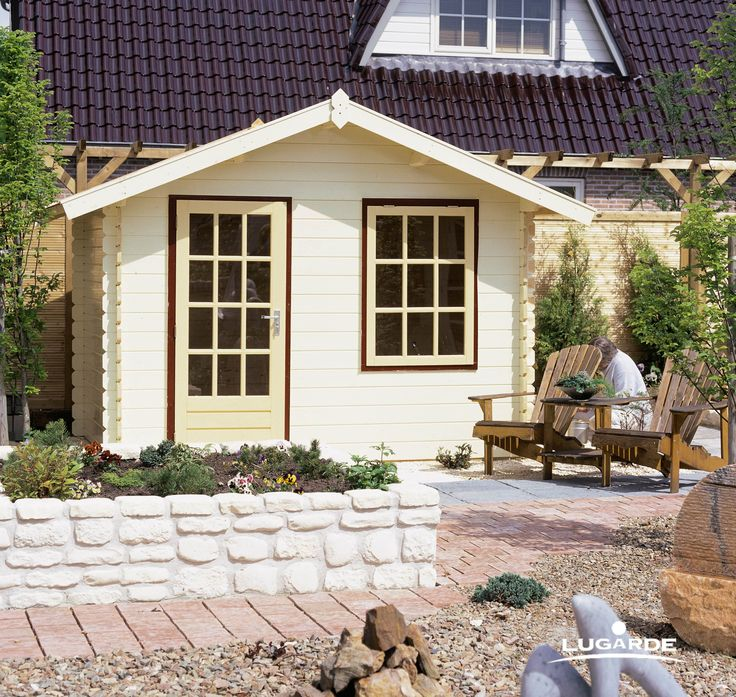 25+ Best Ideas About Blockhaus Gartenhaus On Pinterest | Segel ... Modernes Gartenhaus Fur Gartengerate