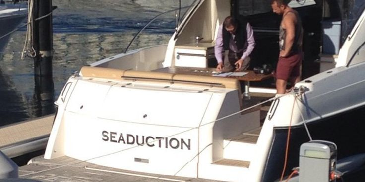 25 Boat Names SO Puntastic You Won't Believe They Actually Exist (Slide #16) - Stars