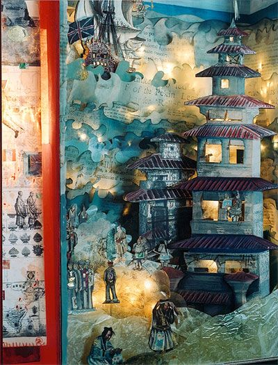Lyndi Sales - China Journey (Detail)