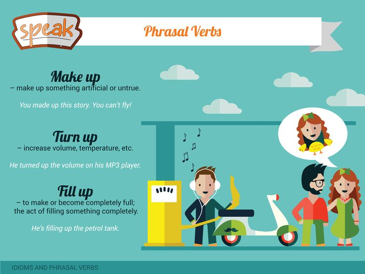 phrasal verbs with make pdf
