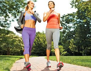 Image result for building intensity while walking