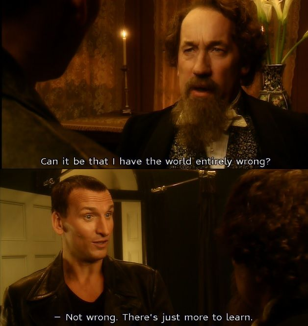 Doctor Who (2005) quote