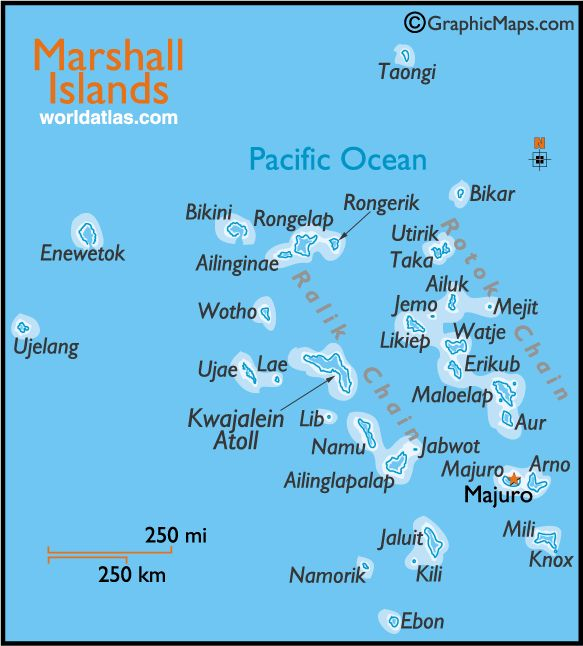 Yowke: An Introduction to the Marshall Islands